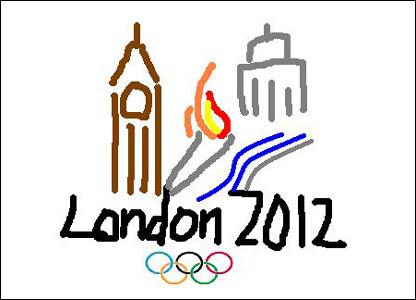 Jethro Offemaria's Olympics logo